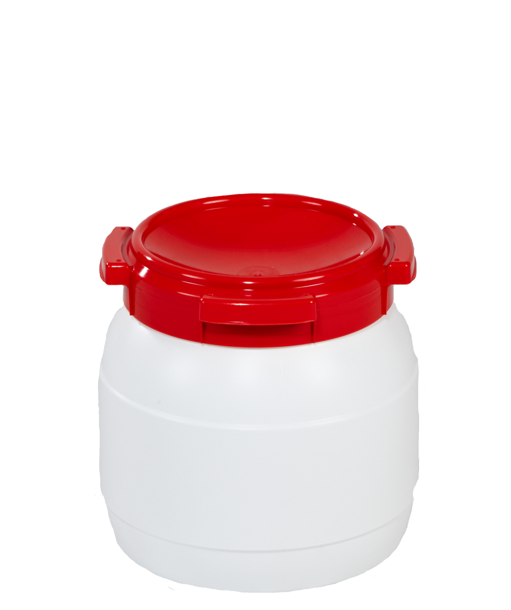 10 Litre Wide Neck Plastic Drum